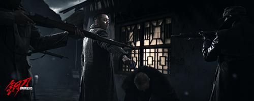 《钢刀》发视效揭秘特辑 CG特效还原震撼场景