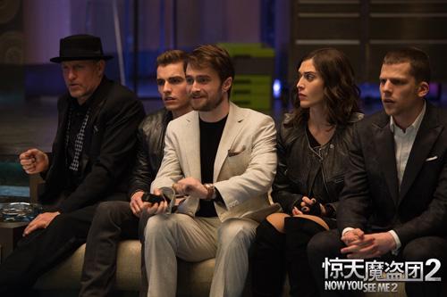 《魔盗团2》新预告的《哈利波特》活捉了私营公司