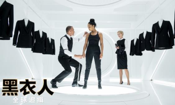 《黑衣人:全球追缉》8月16日上线 动作特辑揭秘黑超飞天神器