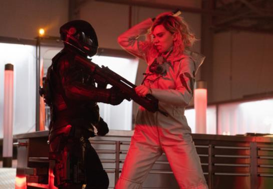 《速度与激情:特别行动》诞生新晋动作女神 凡妮莎·柯比实力圈粉