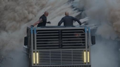 《速度与激情:特别行动》彰显满分女子力 动作场面花式升级燃炸银幕