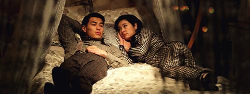 杨永宁突破《魔宫魅影》极限的自己的话剧 再害怕也要追