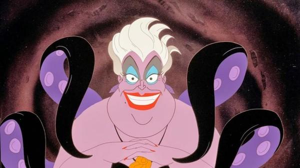 """《小美人鱼》""""乌苏拉"""" 或是她!惊现同款双下巴"""