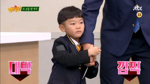 最年少的转学生来啦!李同国代儿子时安(大发)出演《认识的哥哥》预告公开