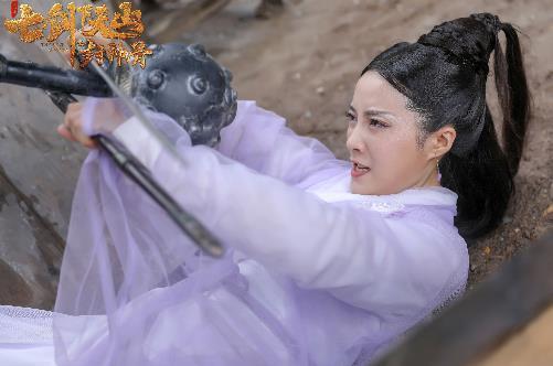 《七剑下天山之封神骨》3月16日开播 看中二少年杀魔姬追魔女