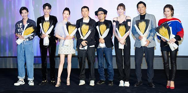 陈都灵亮相《破梦游戏》首映礼 超撩互动甜爆现场
