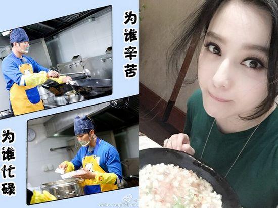 李晨自曝会亲自下厨给范冰冰做饭 暂无结婚打算