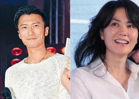 46岁王菲被曝怀第三胎 谢霆锋微笑不回应_
