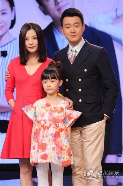 赵薇演新片怕被封容嬷嬷 称母亲对女儿过分溺爱