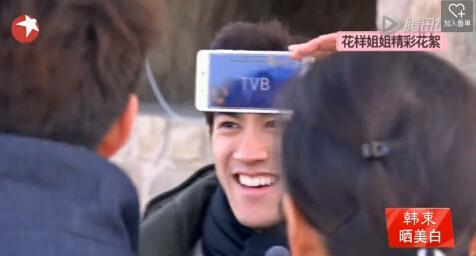 林志玲吐槽TVB演技不走心 网友:志玲姐真敢说