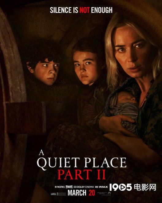 受疫情影响派拉蒙宣布《寂静之地2》全球撤档