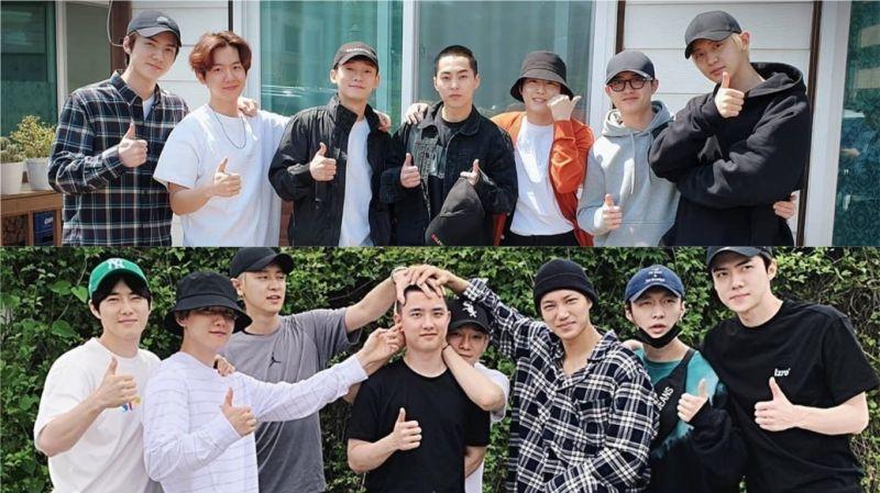 入伍也心系组合和成员!EXO出演节目提及XIUMIN、D.O. 感动中带有搞笑
