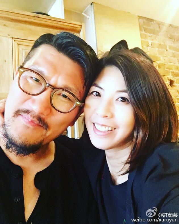 许茹芸结婚2年胜新婚 夫妻恩爱升级
