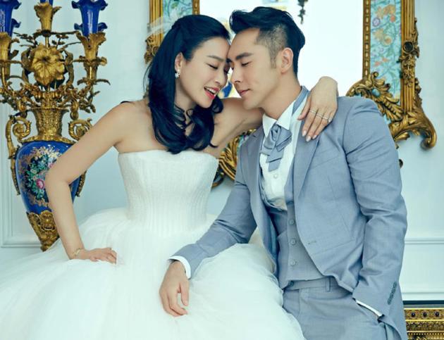 大婚在即!钟丽缇:嫁张伦硕像是童话成真