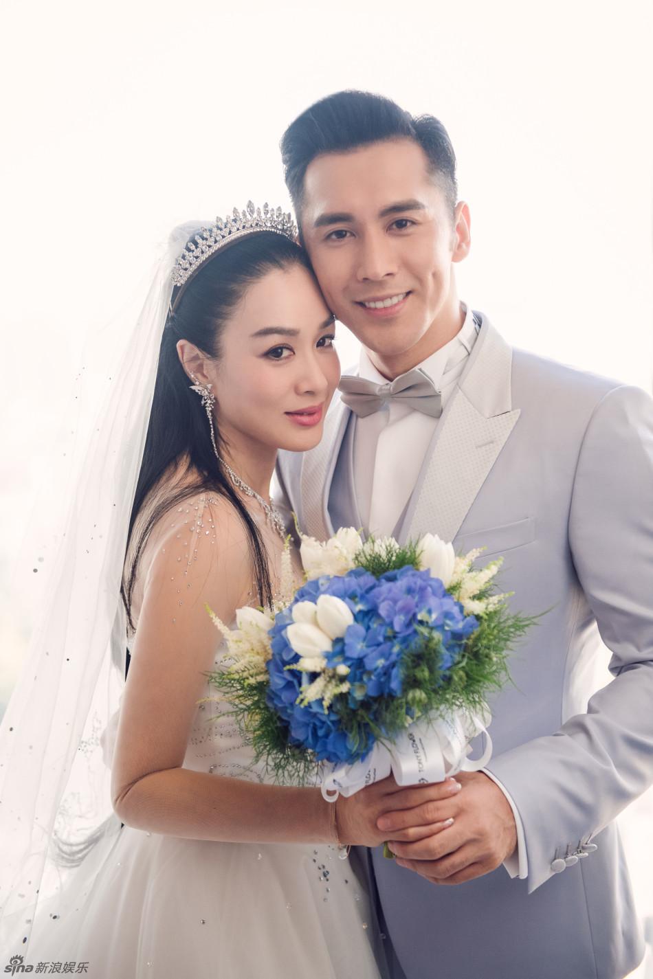 钟丽缇:谢谢张伦硕给了我一个完美的婚礼