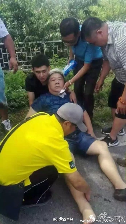 光辉娱乐官方网址刘金山已苏醒不至于坐轮椅 家人:差点没了