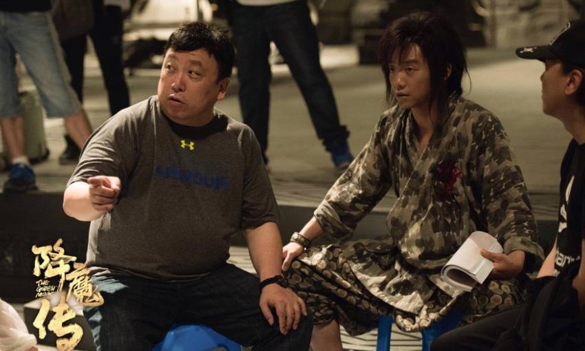 20多年终于等来翻拍新版《倚天屠龙记》,王晶生日当天公布黄金配角阵容