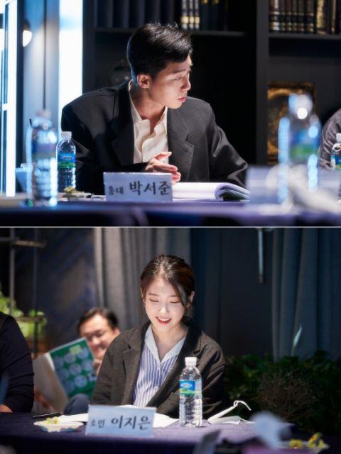 这是什么梦幻阵容!电影《Dream》台词排练:朴叙俊、IU、李玹雨全员出席