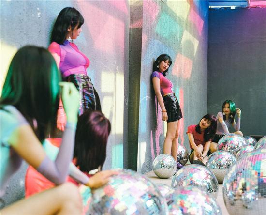 Miss Mix乐队《Hey 男孩》EP上线