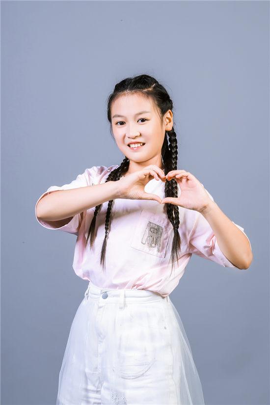 王李腾子《爱的抱抱》青春上线