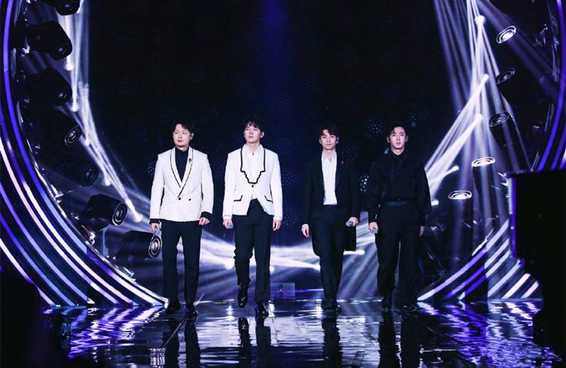 《歌手当打之年》声入人心男团被奇袭成功,因排名留在舞台