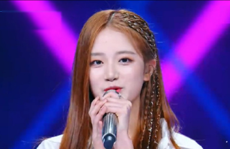 胡馨尹首次尝试rap ,芭比发色,超强气场夺小组第一?