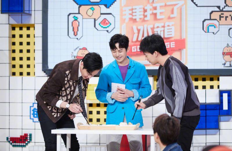 《拜托了冰箱》张若昀被曝多张证件照,曾经的他真是个叛逆少年