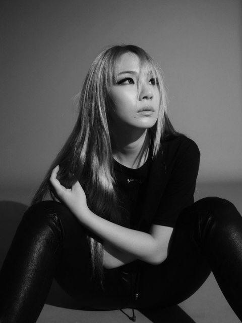 CL将释出新专辑最后一波新歌