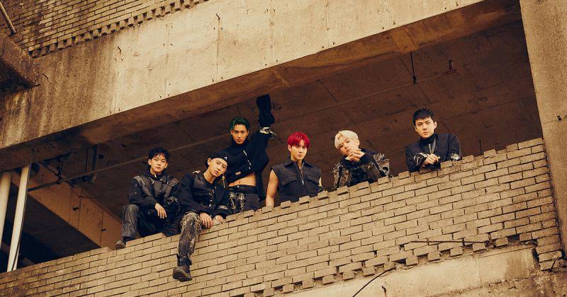 EXO 携正规专辑回归 仅六人出击依旧无敌!