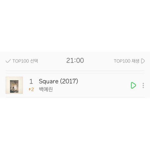 白艺潾夺音源榜冠军 全英文歌词作品的第一次!