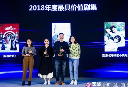 《甜蜜蜜效应》横扫中国娱乐指数节《香蜜沉沉烬如霜》 获得诸多成就