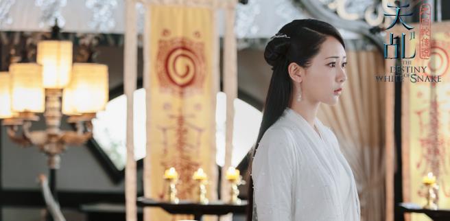 《天乩之白蛇传说》即将收官  杨紫任嘉伦感情结局牵动人心