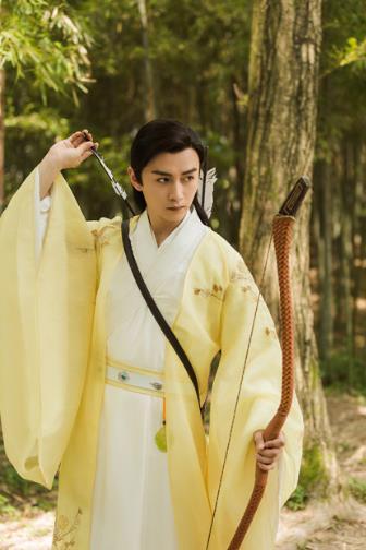 《独孤皇后》火热上线好评不断 陈晓造型演技获观众好评