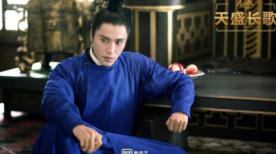 《天盛长歌》陈坤演技引热议 倪妮哭戏大爆发