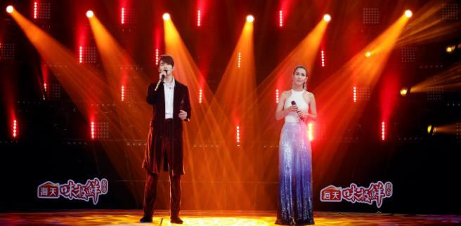 陈学冬卢靖姗粤语对唱被赞完美,《跨界歌王》今晚都是有故事的歌