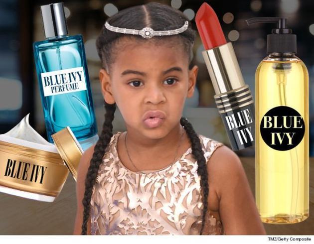 赢在起跑点!碧昂斯5岁爱女将推个人品牌