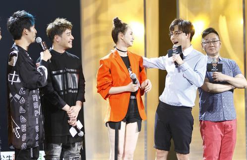 刘维12年后重回东方卫视《挑战的法则》是歌手更是笑点担当