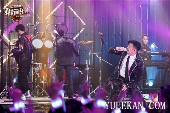 谢霆锋《我们的乐队》热播 与王俊凯萧敬腾打造中国制造乐队