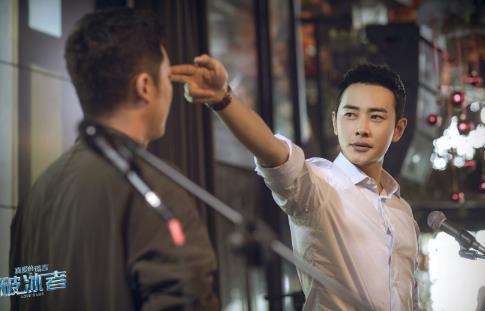 【美天棋牌】《破冰者》东方、北京卫视4.18正义开播  罗晋 潘之琳开启惊险破冰之旅