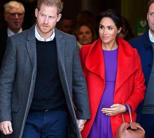 外媒曝哈里王子夫妇婚姻深陷危机 已经分开83天