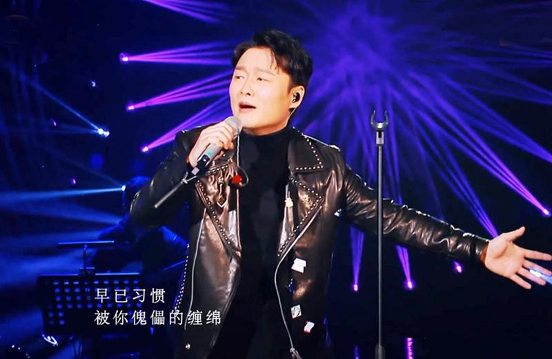 《歌手当打之年》曾一鸣奇袭萧敬腾失败,七年等待依然与歌手无缘