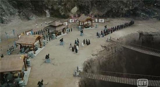 《【摩臣娱乐登陆官方】《剑王朝》为什么说蘅王输得很惨?鹿山会盟谁赢了?》