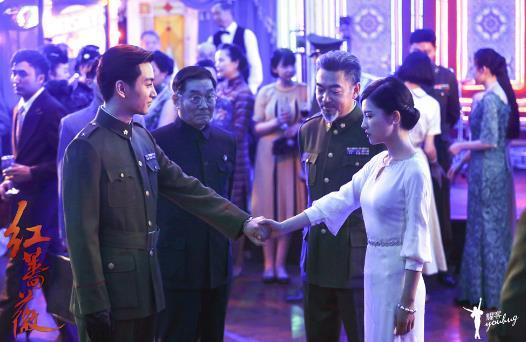 """《【摩臣娱乐登录平台】《红蔷薇》收官 """"不一样的谍战""""成就年度品质大剧》"""