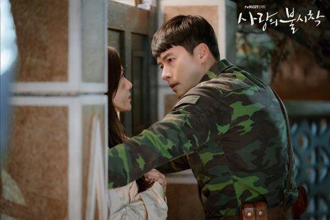 【美天棋牌】《爱的迫降》首播收视率破5%、第2集上升到6.8%!