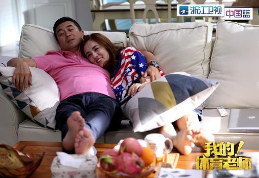 《【摩臣平台登录地址】《体育老师》:张嘉译王晓晨告诉你,和大叔恋爱到底是什么感受》