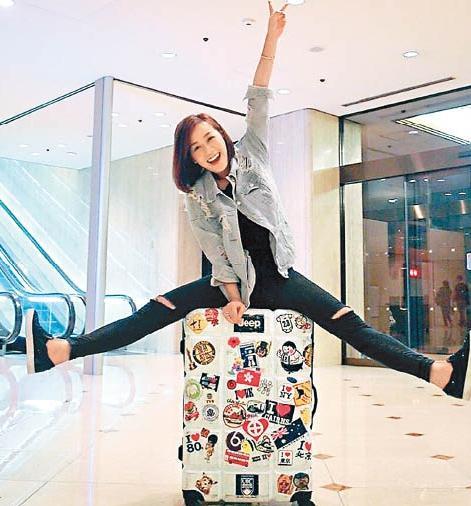 《【摩臣电脑版登录】避走国外8个月后 黄心颖传回香港再战娱乐圈》
