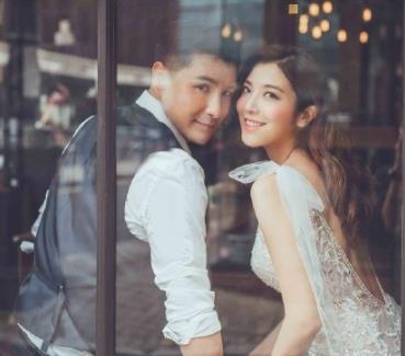 陈展鹏否认与单文柔同居试婚 称只是报同一地址