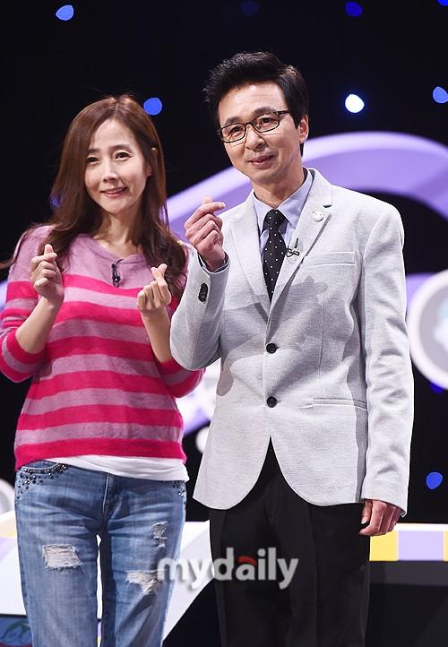 53岁韩星金国振与姜修智结婚 相识20年后燃爱火