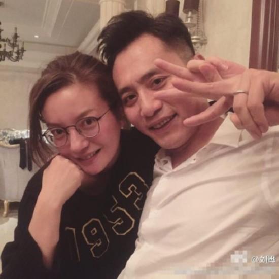 """刘烨对赵薇说""""爱你"""" 老友相聚喝得有点多"""