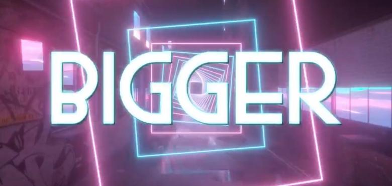 蔡徐坤海外公演主题曲《Bigger》炸裂上线  电音风格触发律动脉搏